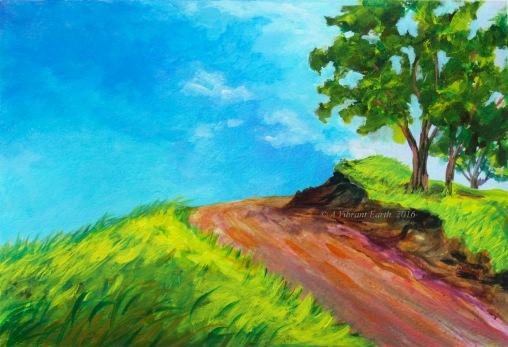 JC TRNP Tree on side of road