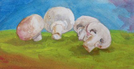 mushroom smaller