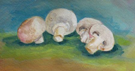 Mushrooms redo
